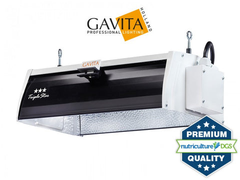 Gavita TripleStar - Adjustable Reflector - NPK Technology Hydroponics