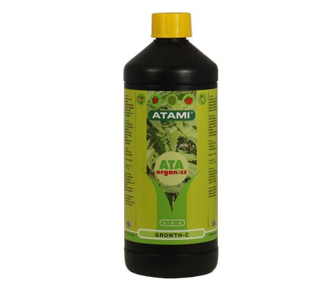 Atami - ATA-Organics Growth-C 1L - NPK Technology Hydroponics