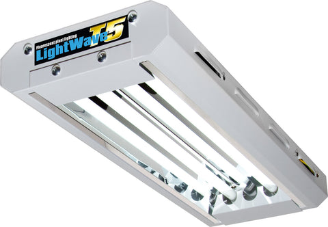 LightWave T5 Series - NPK Technology Hydroponics