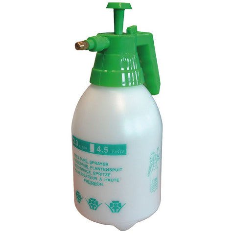 Pump Up Compression Sprayer - 2L - NPK Technology Hydroponics
