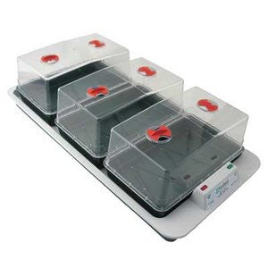 Garland - Big 3 Automatic Temperature Control Electric Propagator - NPK Technology Hydroponics