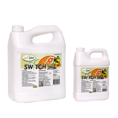 Optic Foliar Switch 4L - NPK Technology Hydroponics