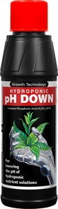 Growth Technology - pH Down - NPK Technology Hydroponics