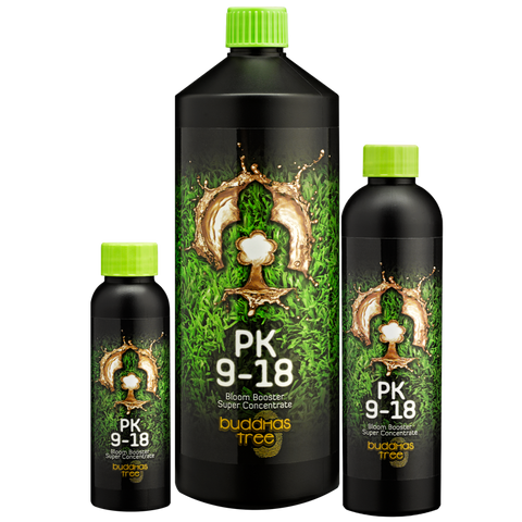Buddhas Tree - PK 9-18 - NPK Technology Hydroponics