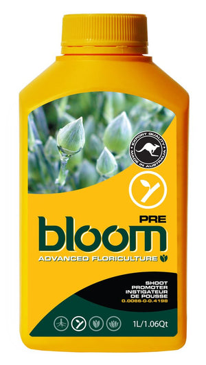 Bloom - Pre - NPK Technology Hydroponics