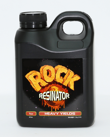 Rock Resinator Heavy Yields - NPK Technology Hydroponics