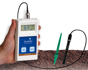 Blue Lab - Soil pH Meter - NPK Technology Hydroponics