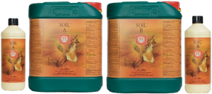House & Garden - Soil A & B - NPK Technology Hydroponics