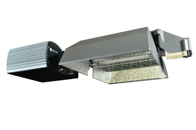 SolisTek A1+ 1000W Complete DE Light System - NPK Technology Hydroponics