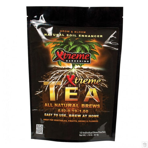 Xtreme Gardening - Tea Brews - NPK Technology Hydroponics