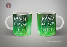 Load image into Gallery viewer, Gilees Harry Potter Mug (Always visible design)