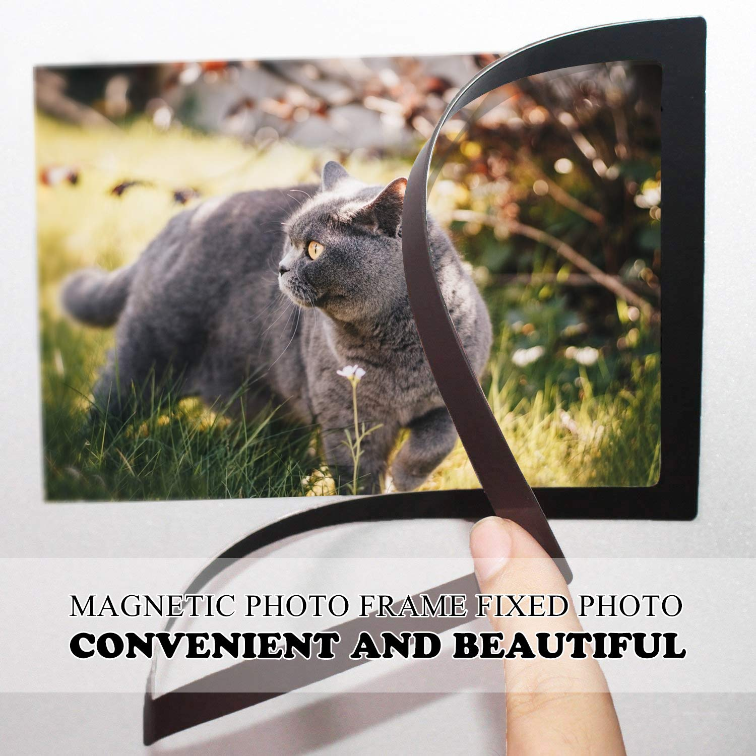 Magnetic Photo Frame-6PCS