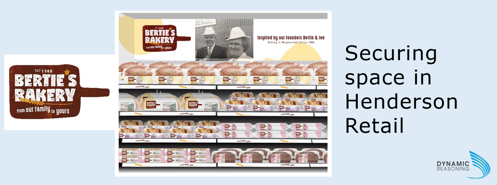 Category Analysis Case Study with Berties Bakery by Dynamic Reasoning