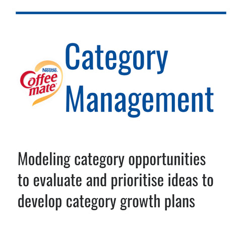 Coffeemate category management case study by Dynamic Reasoning