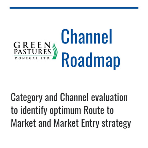 Green Pastures channel strategy roadmap case study by Dynamic Reasoning