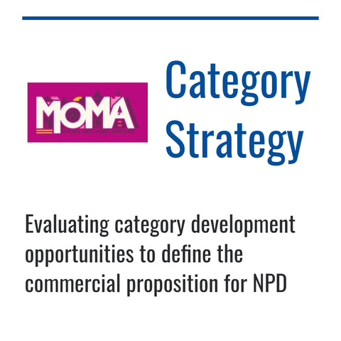 MOMA Category strategy case study by Dynamic Reasoning