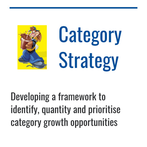 Nesquick category strategy case study by Dynamic Reasoning