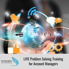 Problem Solving Sales Training for account managers