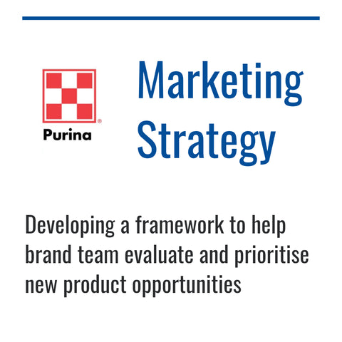 Purina marketing strategy case study by Dynamic Reasoning