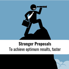 Training in effective planning to create stronger proposals by Dynamic Reasoning