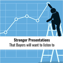 Training in creating stronger presentations by Dynamic Reasoning