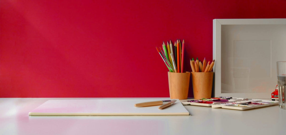 Best Color Combinations To Spark Creativity In Your Craft Room | Madd Tools