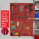 "1/4"" Pegboard Hooks & Pegboard Accessories 