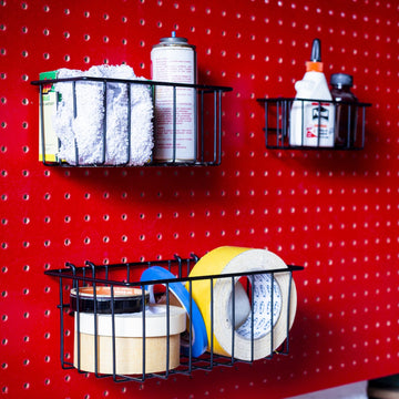 Pegboard Basket Set - 3 Pcs