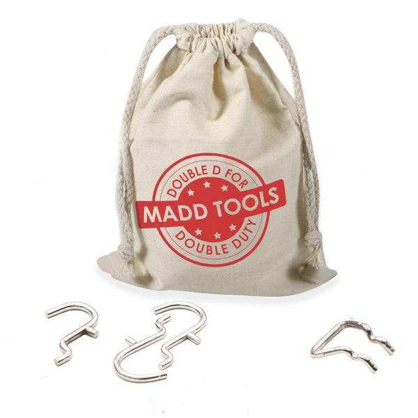 Pegboard Hook Storage Bag - Madd Tools