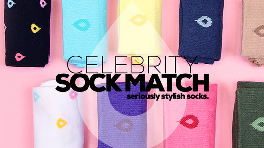 Celebrity SockMatch: Billy Porter