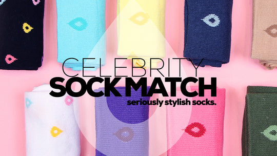 Celebrity SockMatch: Gus Kenworthy