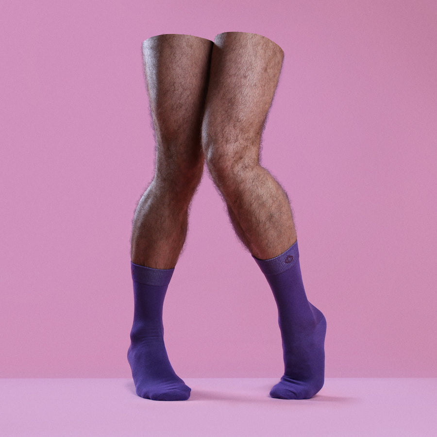 Passion Fruit Men's Socks - MLKMEN