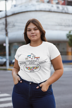 Load image into Gallery viewer, Diverse City Logo Short-Sleeve Gender Neutral T-Shirt