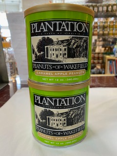 Plantation Peanuts Caramel Apple