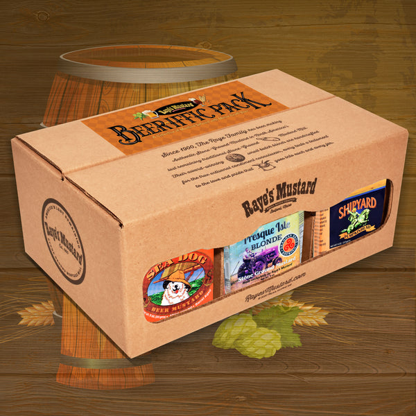 Beer-iffic 6 Pack-with FREE SHIPPING!