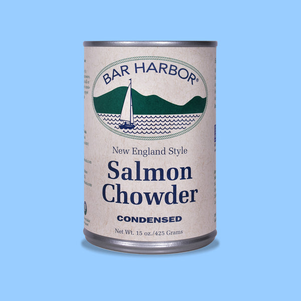 Bar Harbor - Salmon Chowder