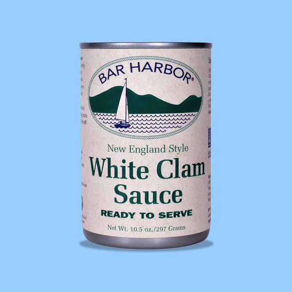 Bar Harbor Foods- White Clam Sauce