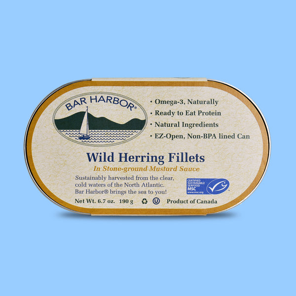 Bar Harbor - Herring in Mustard Sauce