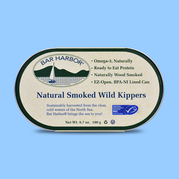 Bar Harbor Foods- Smoked Wild Kippers