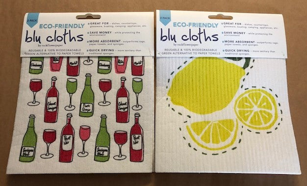 Blu Cloth Reusable Cloths