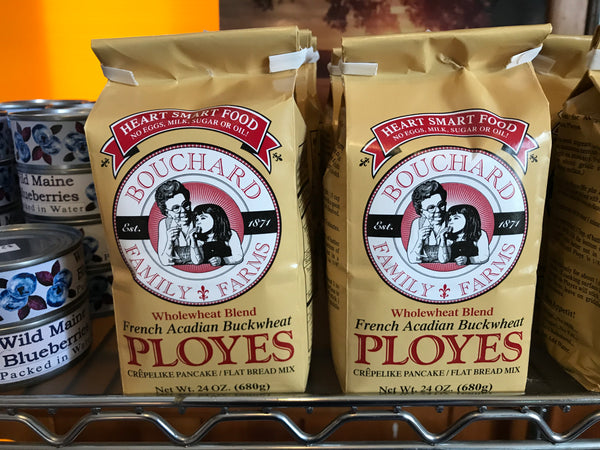 Bouchard Ployes - Wholewheat