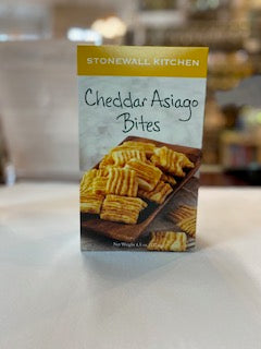Stonewall Kitchen Cheddar Asiago Bites