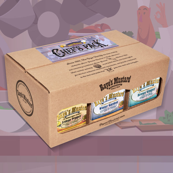 Chef's Six Pack-with FREE SHIPPING!