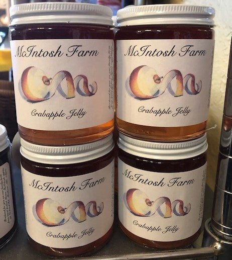 McIntosh Farms- Crabapple Jelly