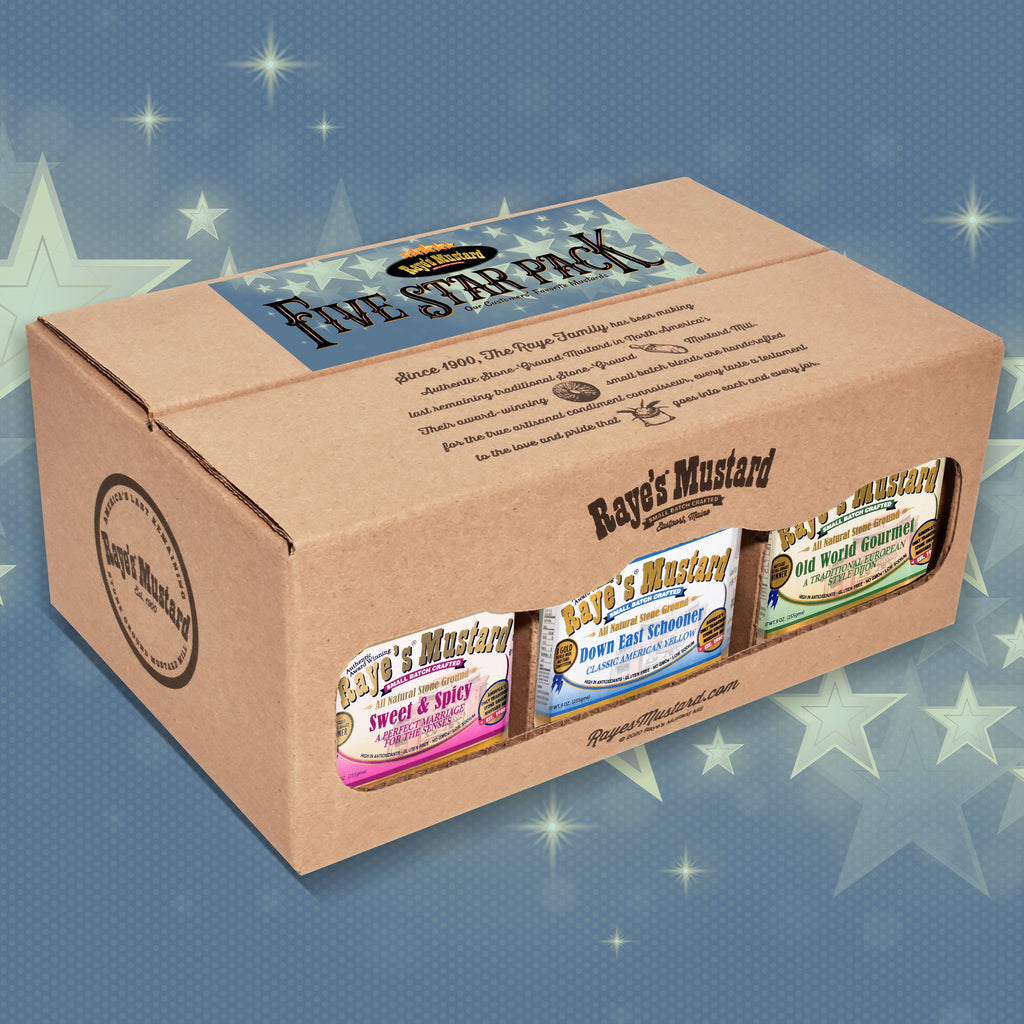 Five Star Six Pack-with FREE SHIPPING!