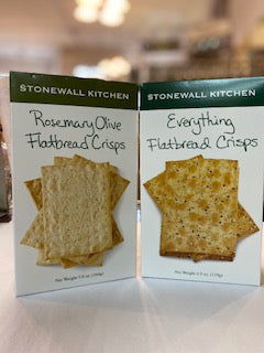 Stonewall Kitchen Flatbread  Crisps