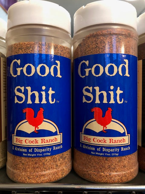 Good Shit Spice Blend