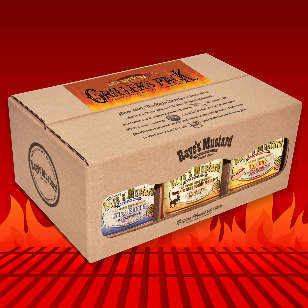 Griller's Six Pack-with FREE SHIPPING!