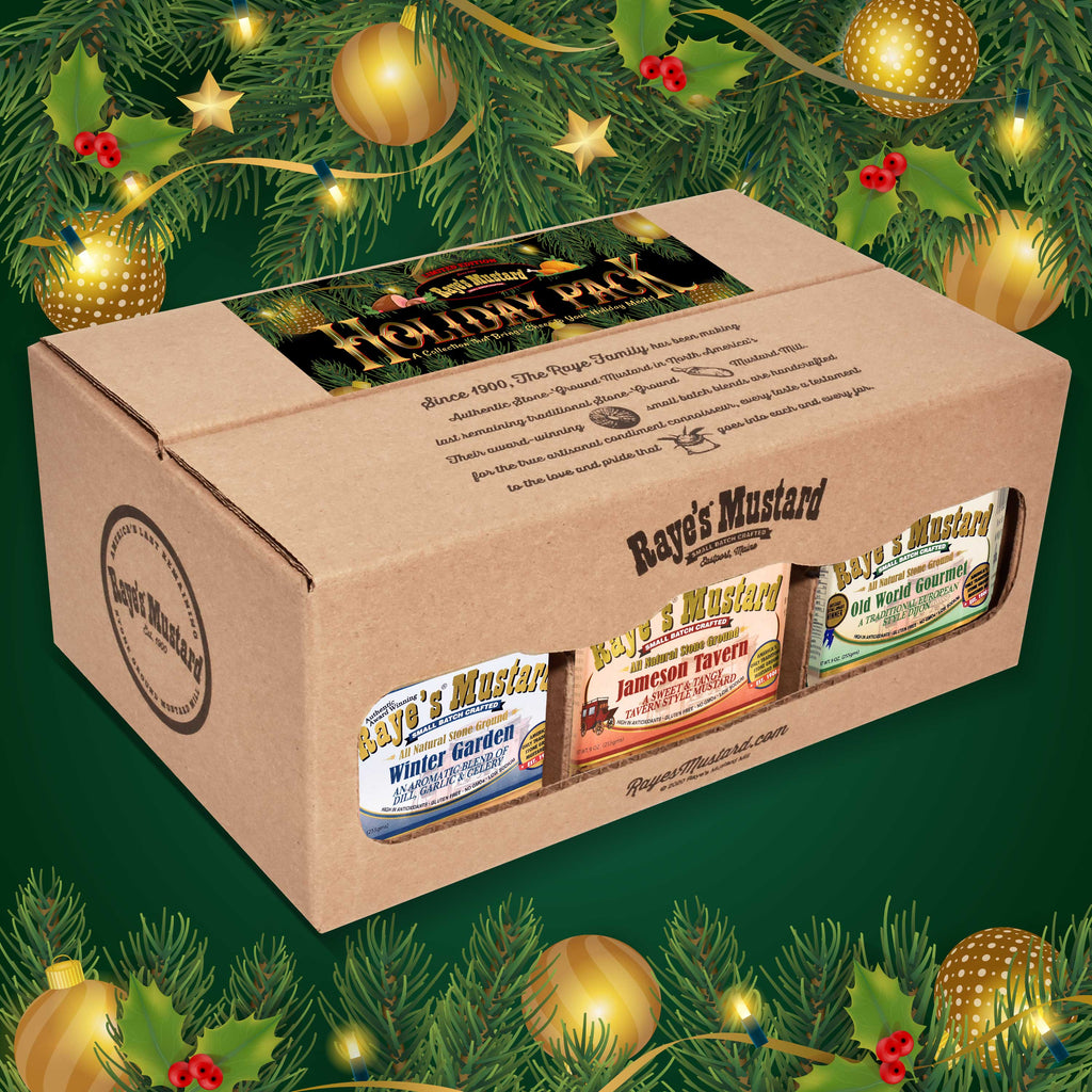 "Holiday Pack ""Pick 6"" Gift Box - with FREE Shipping - Customize Your Own Gift Pack!!"