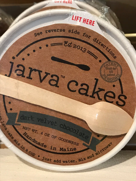 Jarva Cake - Dark Velvet Chocolate